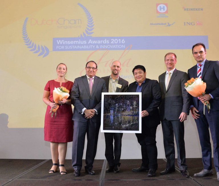 Winsemius High Tech Award 2016
